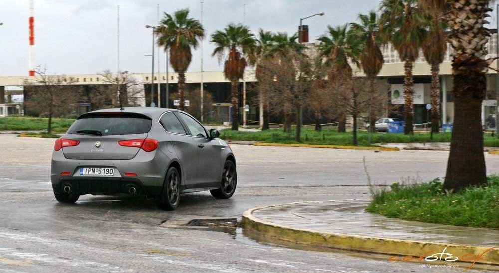 Alfa Romeo 1.7 TBi QV TCT [test drive]