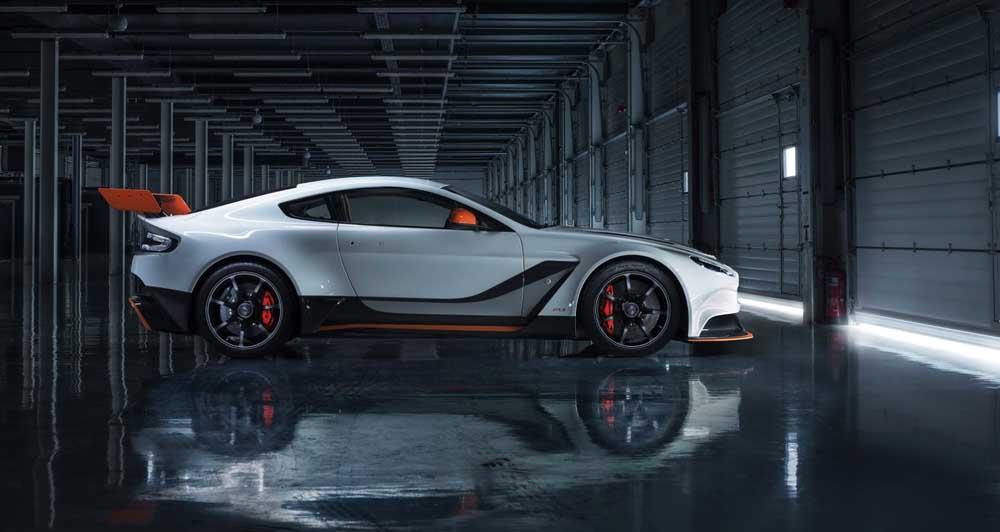 Εξιτάρει η Aston Martin Vantage GT3 με 600 άλογα