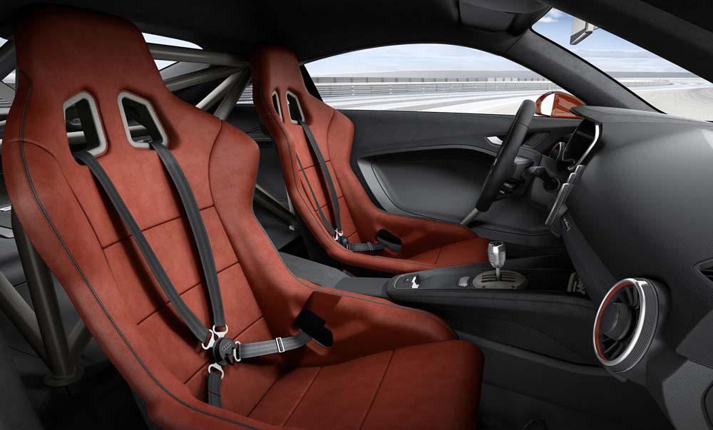 Audi TT με 600 άλογα και ηλεκτρικό τούρμπο
