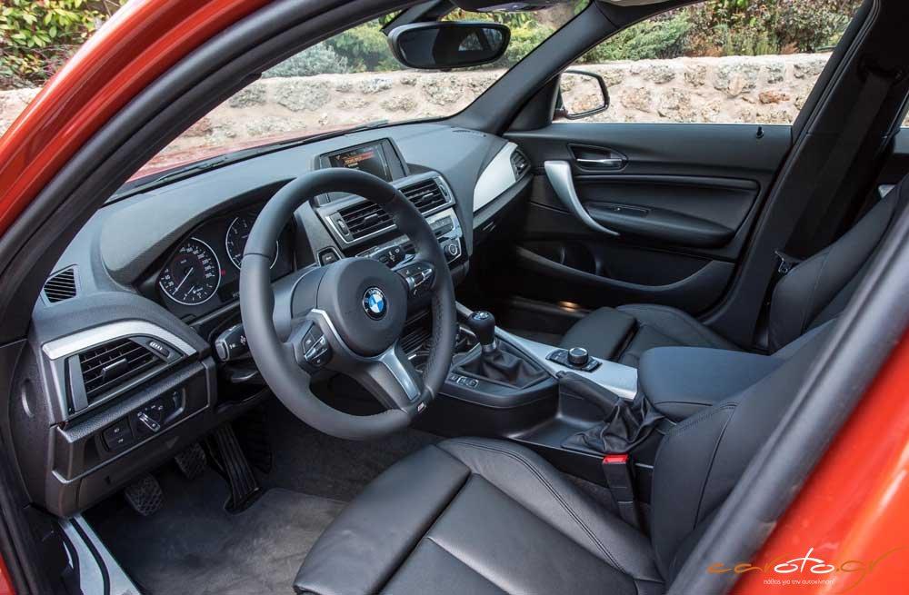 BMW 116d [test drive]