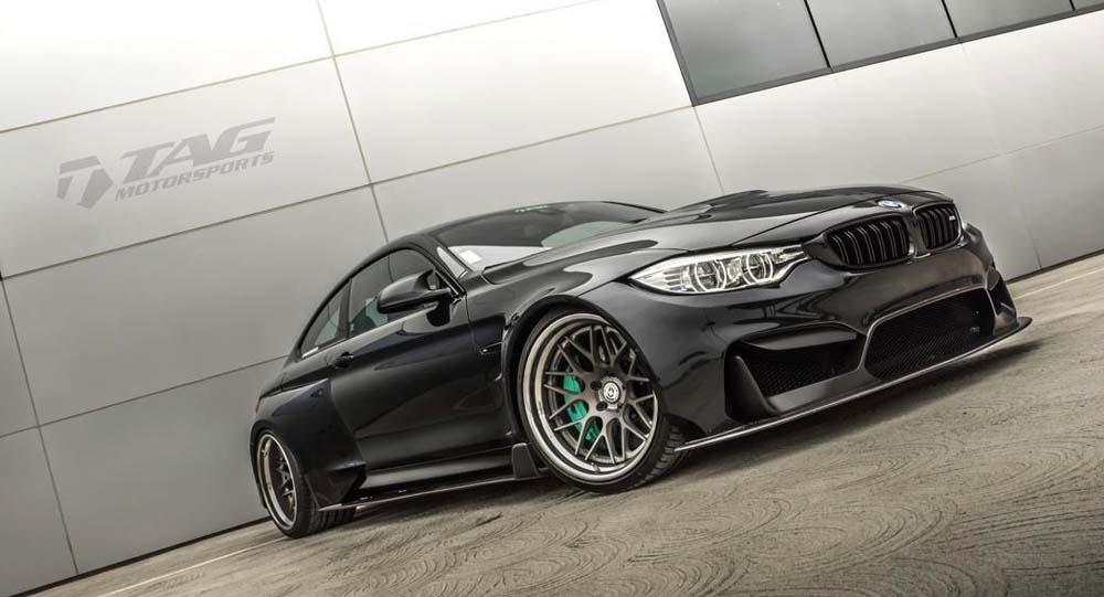 Σούπερ BMW M4 από την TAG Motorsports