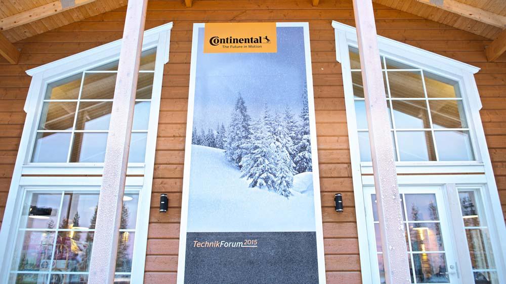 Continental TechnikForum: Επιστροφή στην Λαπωνία!