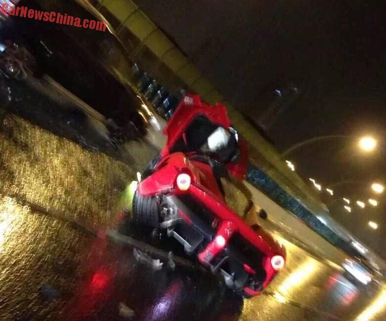 laferrari-crash-in-shanghai-4