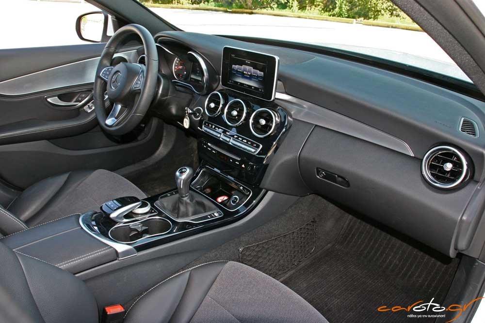 Mercedes-Benz C200 BlueTEC [test drive]