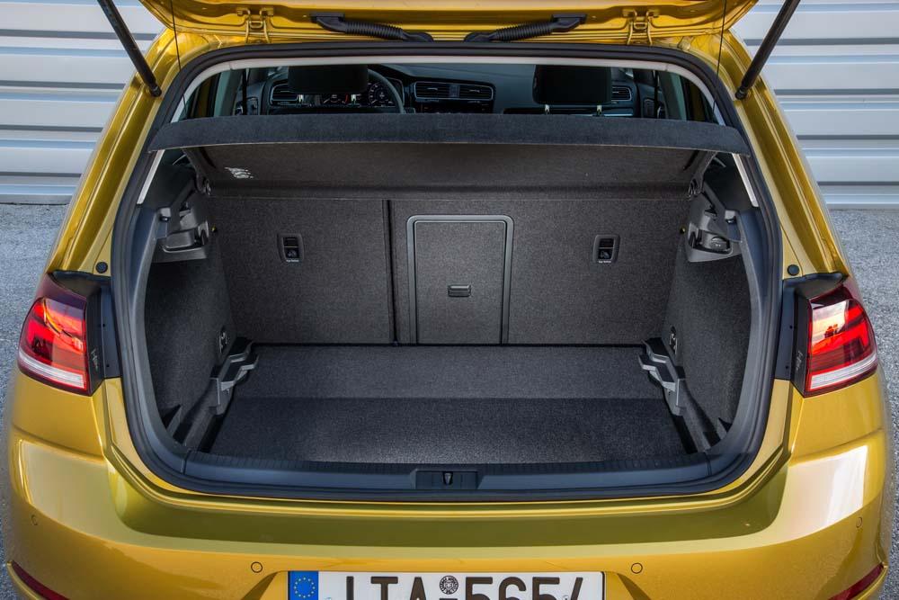 new Volkswagen Golf TSI 110PS caroto test drive 2017 (16)
