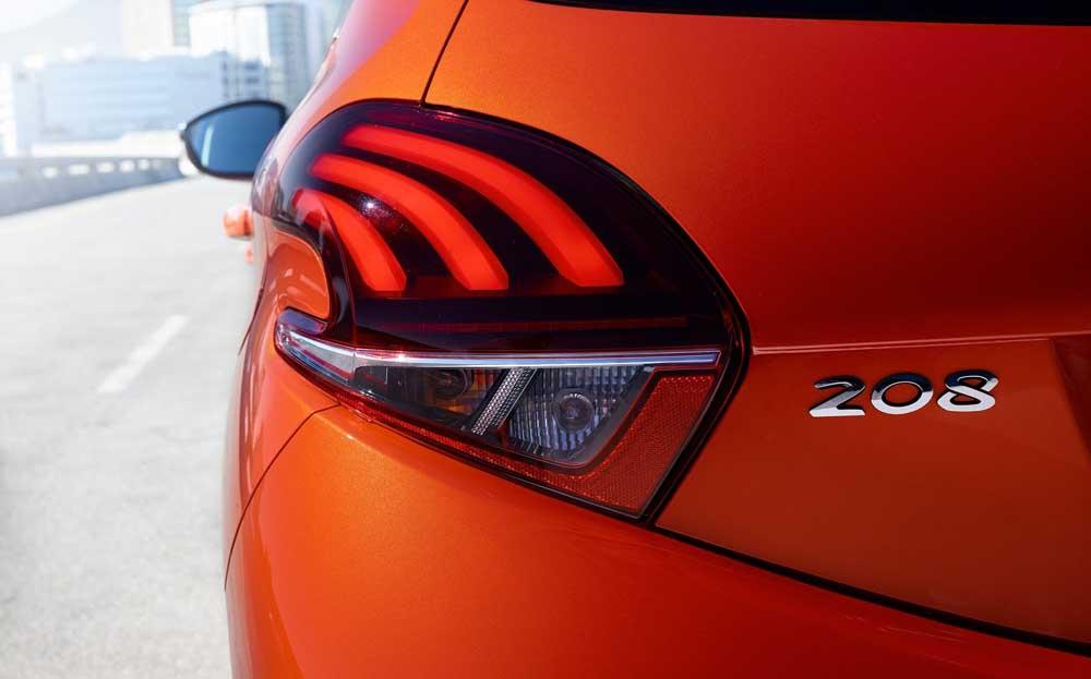 Φρεσκάρισμα και νέος τούρμπο για το Peugeot 208