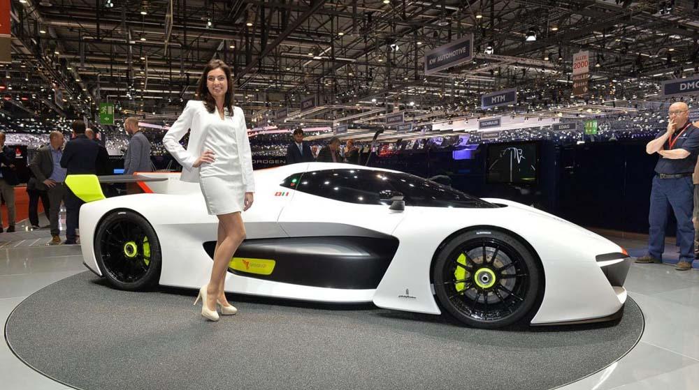 Σε άλλη ταχύτητα... το Pininfarina H2 Speed!