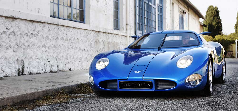 Toroidion 1MW, με αγάπη από την Φινλανδία!
