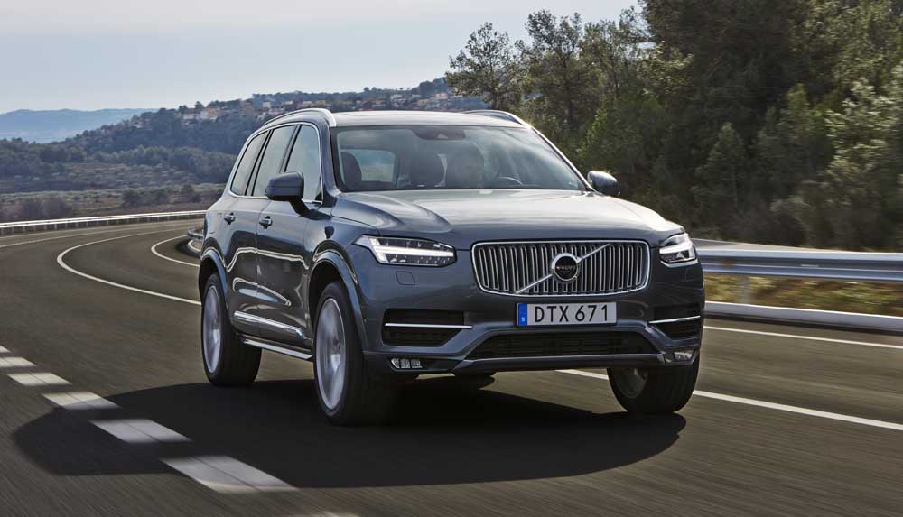 Volvo XC90 [first drive]