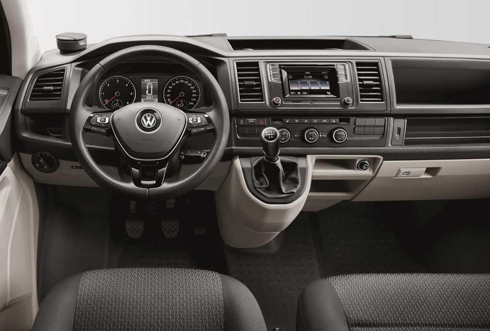 VW T6 για επαγγελματίες και όχι μόνο