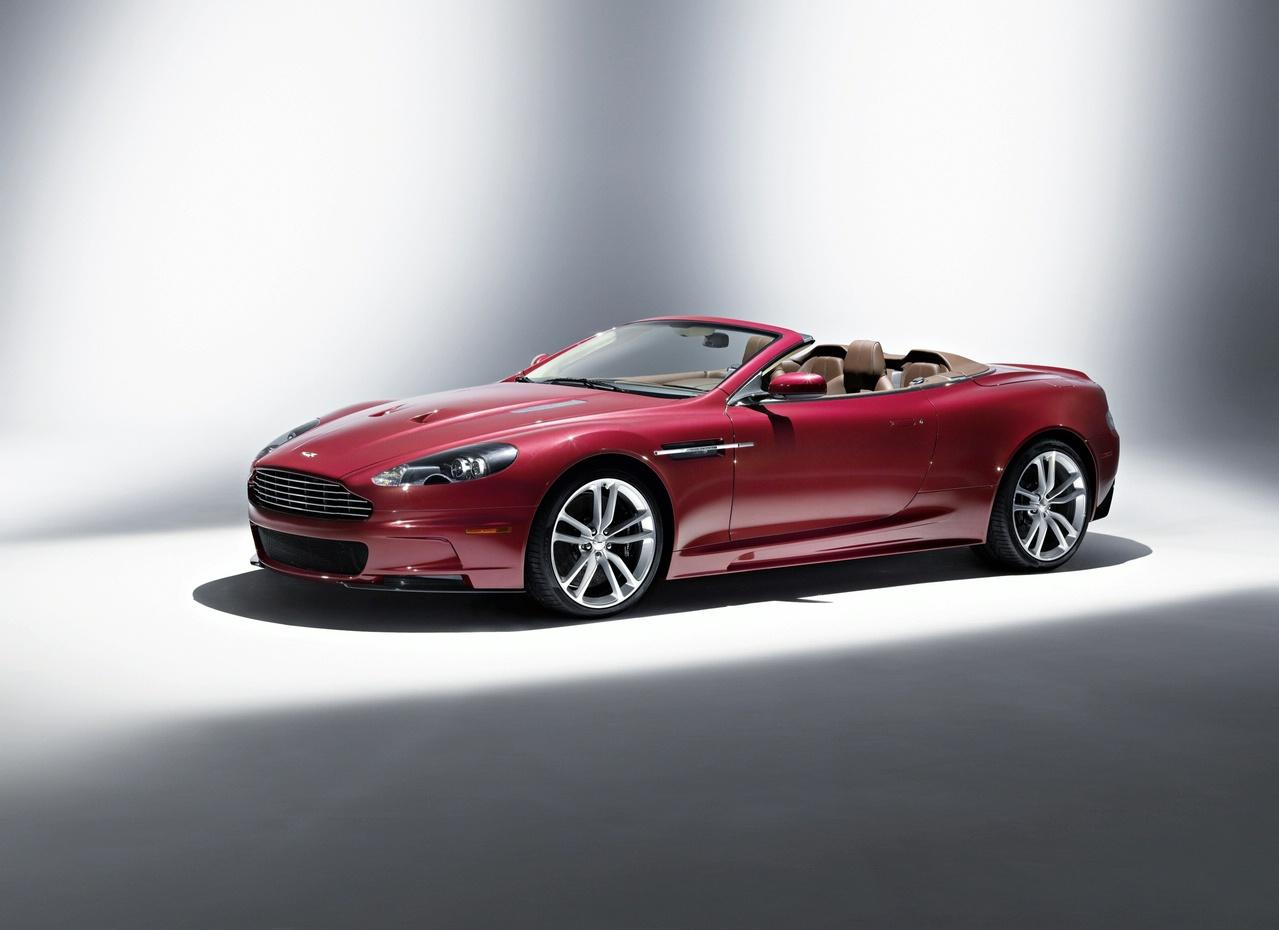 Photo of Aston Martin DBS Volante: Φωτιά στα κόκκινα!