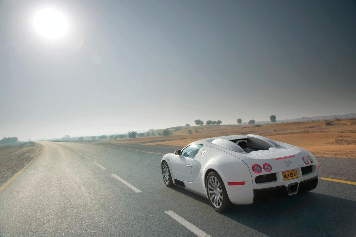 Photo of Σε πρώτο πλάνο η νέα Bugatti Veyron