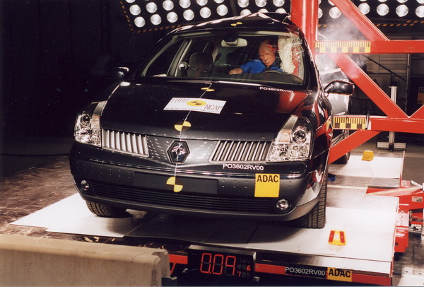 Photo of EuroNCAP