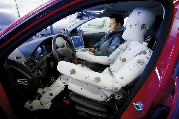 Photo of Crash test dummy: Στην υγειά σας Dr. Oscar
