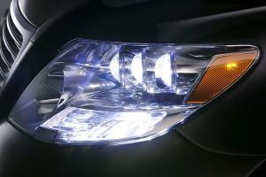 Φωτιστικά σώματα (ενεργητικά-Xenon-LED)