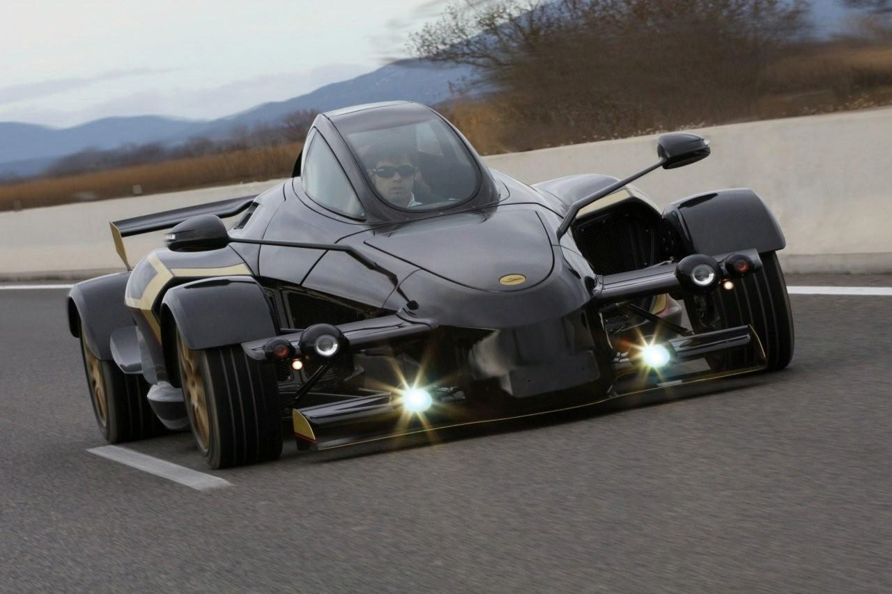 Photo of Tramontana R-Edition με 720 ίππους!