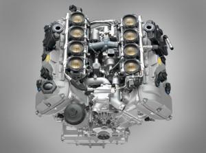 O V8 της BMW M3
