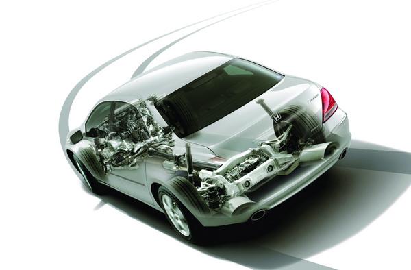 Photo of Η τετρακίνηση SH-AWD του Honda Legend