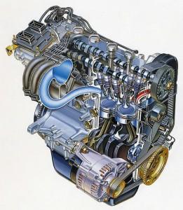 4κύλινδρος από Fiat Punto 16V (2002)