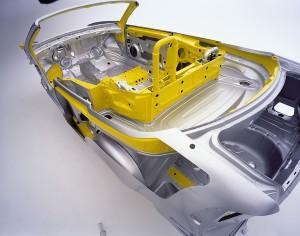 Πλαίσιο από Saab 9-3 Convertible