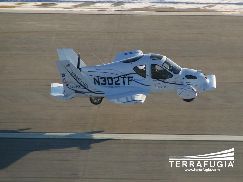 Photo of Στον αέρα το flying car της Terrafugia!