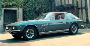 To πρώτο επιβατικό τετρακίνητο αυτοκίνητο ήταν το Jensen FF του '66.