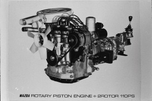 O κινητήρας 10Α ήταν ο πρώτος Wankel ευρείας παραγωγής.