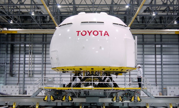Photo of Toyota: O μεγαλύτερος προσομοιωτής στον κόσμο