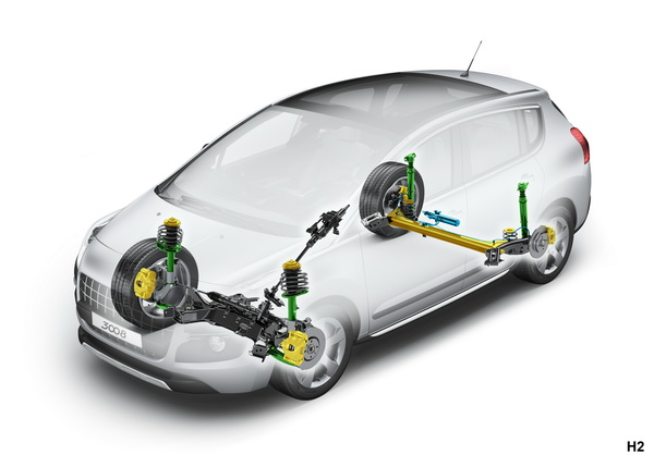Photo of Τι κρύβει η πίσω ανάρτηση του Peugeot 3008;