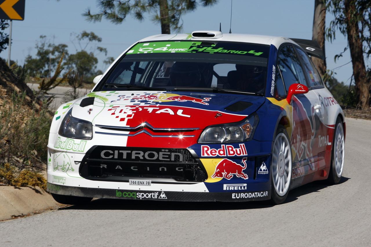 Photo of Στον δρόμο η υβριδική Citroen C4 WRC Hybrid4