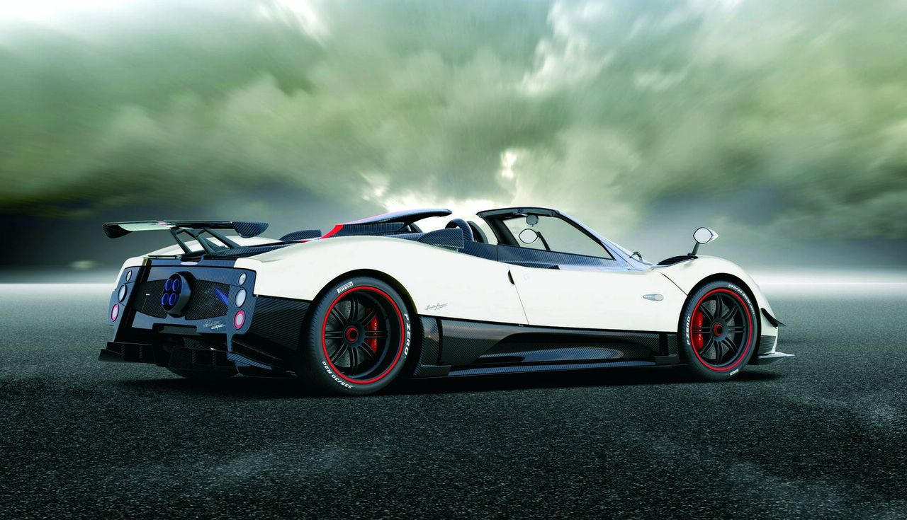Photo of Pagani Zonda Cinque Roadster: Ένα για πέντε!