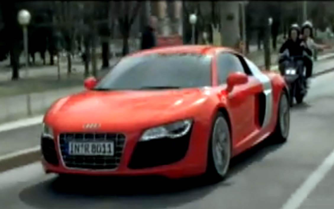 Photo of Βόλτα στο Maranello με Audi R8