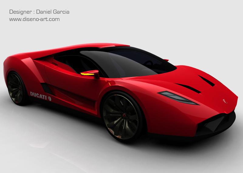 Photo of Ducati 6098 R, ισπανικό όραμα…