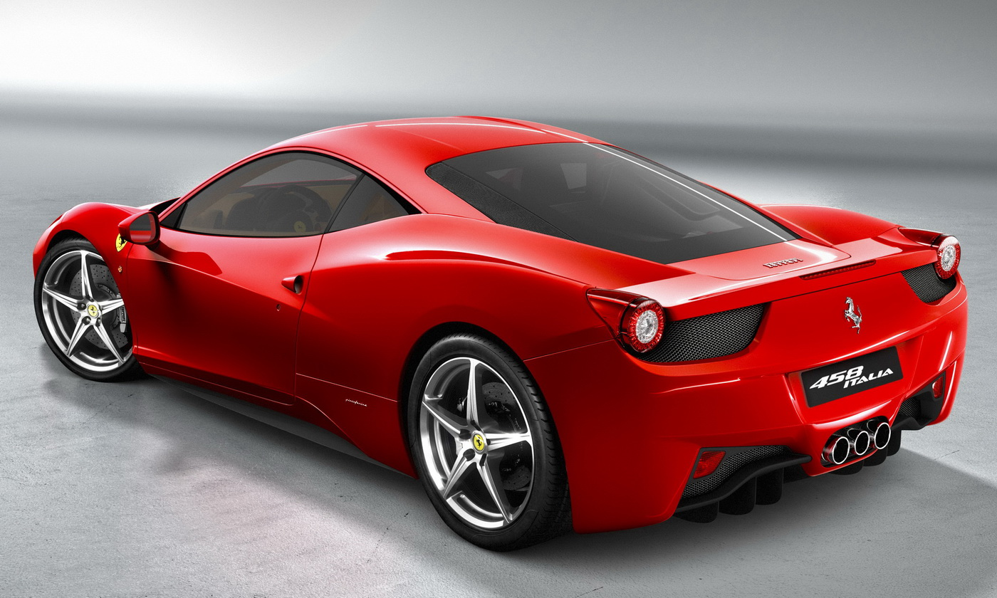 Photo of Ferrari 458 Italia με 570 ίππους!