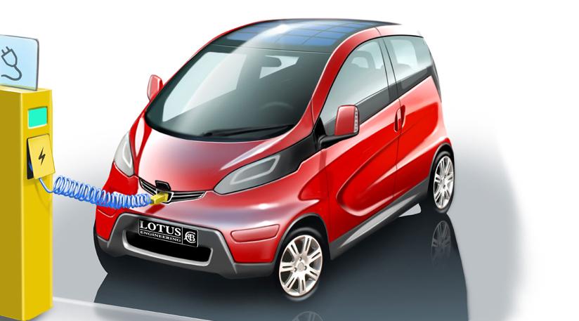 Photo of Ηλεκτρικό city car από την Lotus
