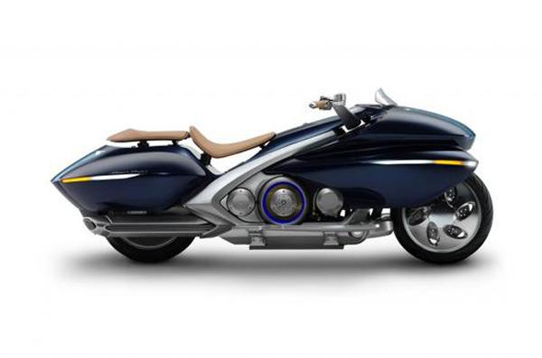 Photo of Υβριδικό από την Yamaha το 2010