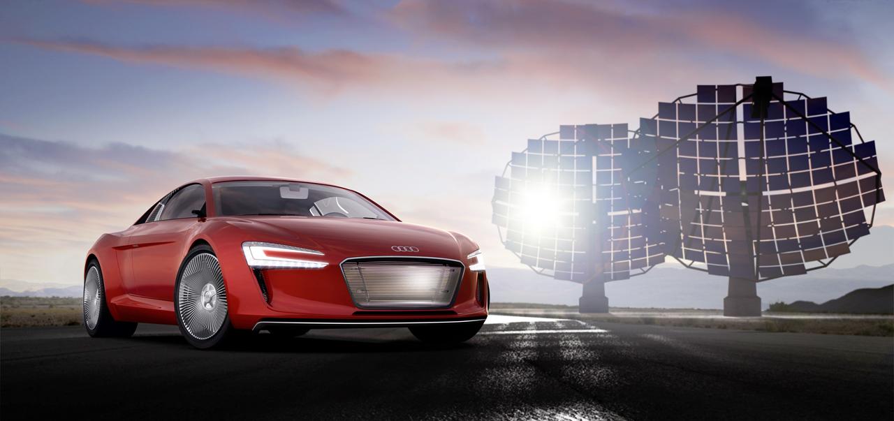Photo of Audi E-tron με 4.500 Nm ροπής!