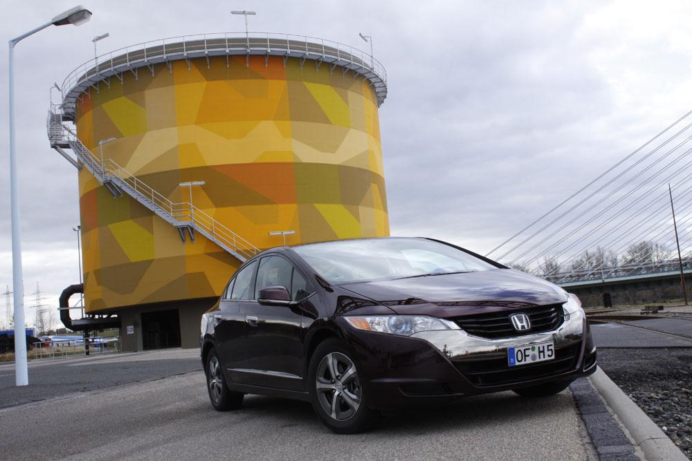 Photo of Honda FCX: Με πυξίδα το μέλλον