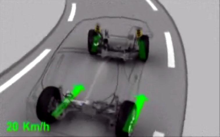 Photo of Video: Η τετραδιεύθυνση της Renault Laguna