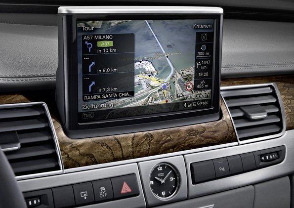Photo of Τα tech-lights του νέου Audi A8