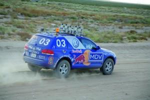 To πρωτότυπο Stanley κατάφερε να διανύσει σε 6 ώρες και 54 λεπτά περίπου 220χλμ και να κερδίσει το αγώνα «2005 Grand Challenge». Και όλα αυτά χωρίς να υπάρχει κανένας στην θέση του οδηγού!