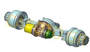 flywheel-on-rear-axle