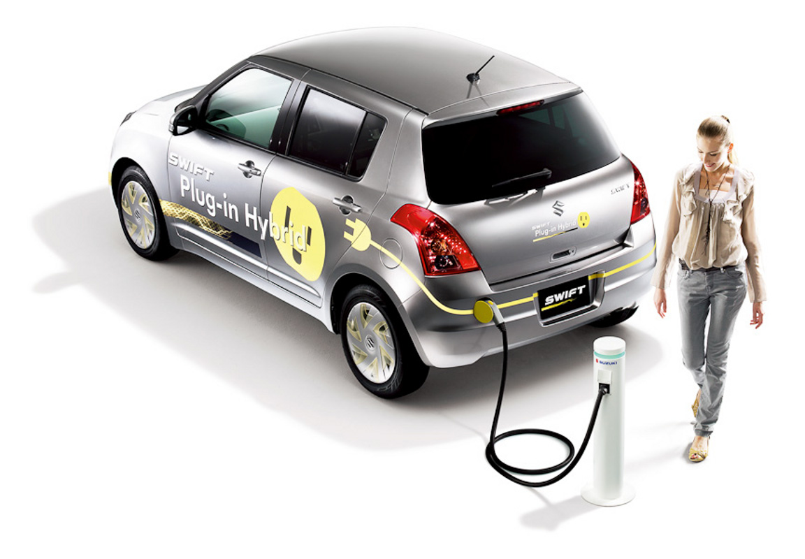 Photo of Πράσινο φως για το Suzuki Swift Plug-in Hybrid
