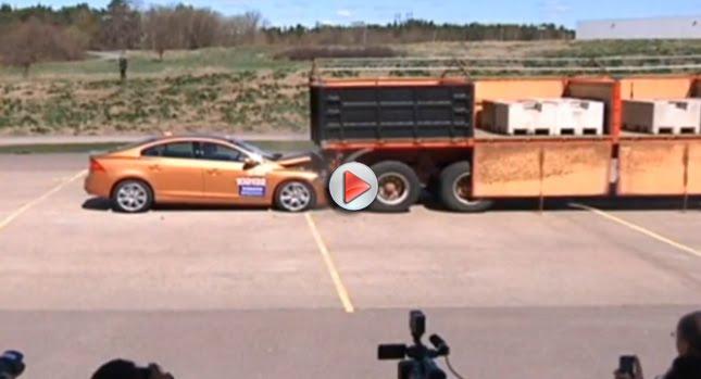 Photo of Βίντεο: Δείτε το πρώτο… crash-test του Volvo S60!
