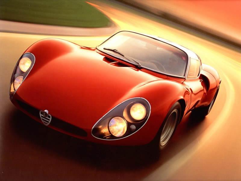 Photo of 1910 – 2010: Η Alfa Romeo γιορτάζει έναν αιώνα γεμάτο νίκες και παγκόσμια ρεκόρ