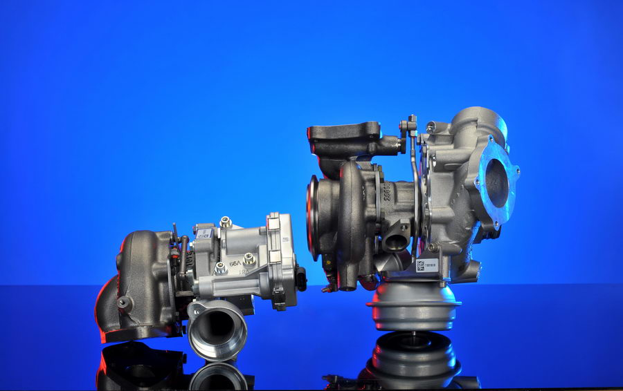 Photo of BorgWarner: Διπλό turbo με VTG!