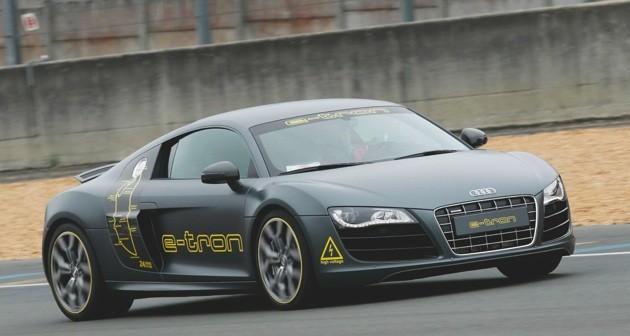 Photo of Το Audi e-tron στις 24 Ώρες του Le Mans!