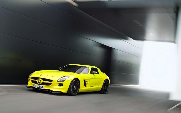 Photo of Περισσότερη… SLS E-Cell από την Mercedes!