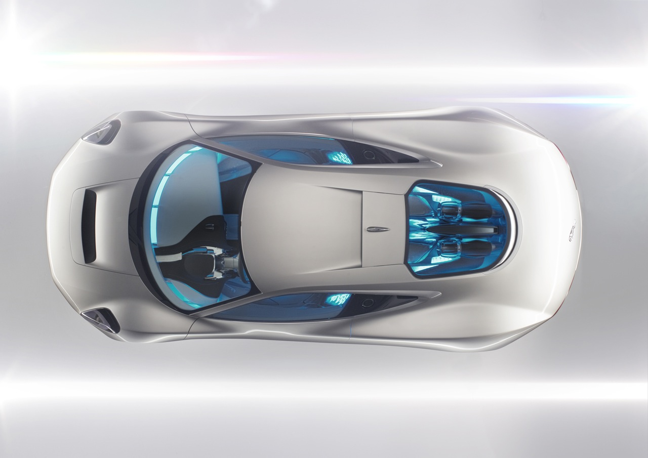 Photo of Jaguar C-X75, ένα ηλεκτροκίνητο… στροβιλοκίνητο!