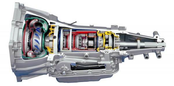 2004 Hydra-Matic 4L60-E